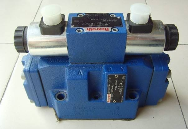 REXROTH 4WE 6 L6X/EW230N9K4 R900915458 Directional spool valves