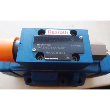 REXROTH DR 20-5-5X/200YM R900597233 Pressure reducing valve