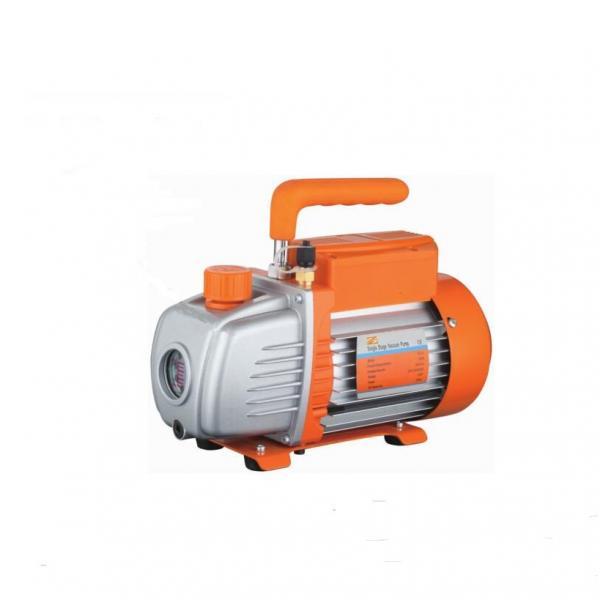 Vickers PV032R1K1T1NMLZ+PVAC1ECMNSJW35 Piston Pump PV Series #1 image