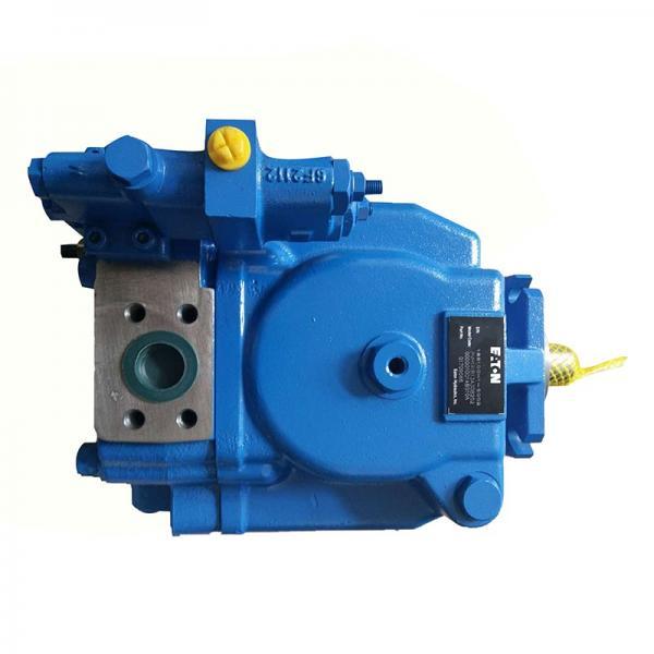 Vickers PV032R1K1T1NMMZ+PVAC2MCMNSJW35 Piston Pump PV Series #1 image