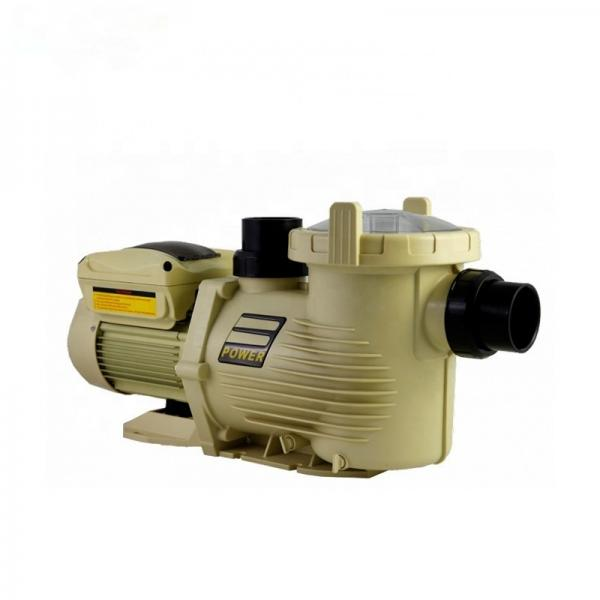 Vickers PV016R9K1AYWMMCK0188+PGP505A00 Piston Pump PV Series #1 image