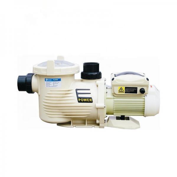 Vickers 45V42A 86D22R Vane Pump #1 image
