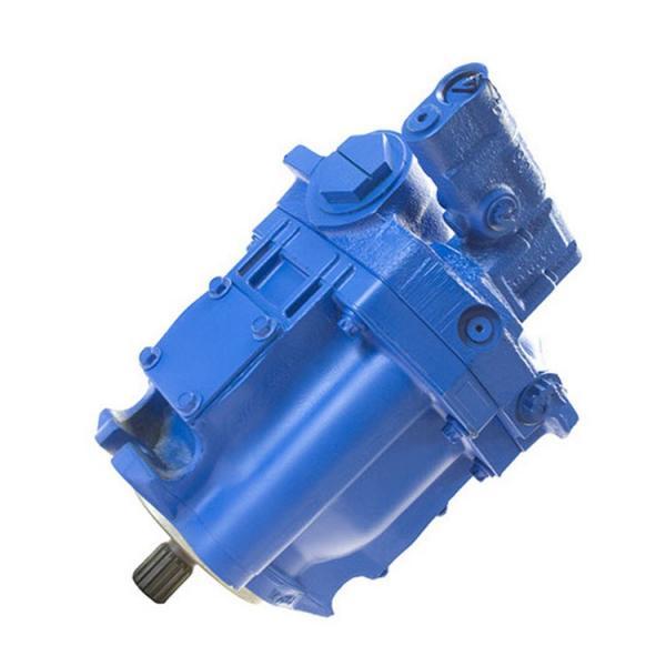 Vickers PV032R1K1T1NGLZ+PVAC1ECMNSJW35 Piston Pump PV Series #1 image