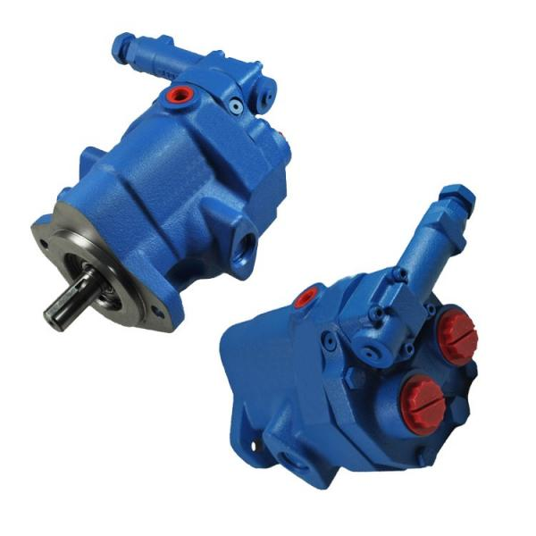 Vickers PV016R1K1AYNMMC+PGP511A0080CA1 Piston Pump PV Series #3 image