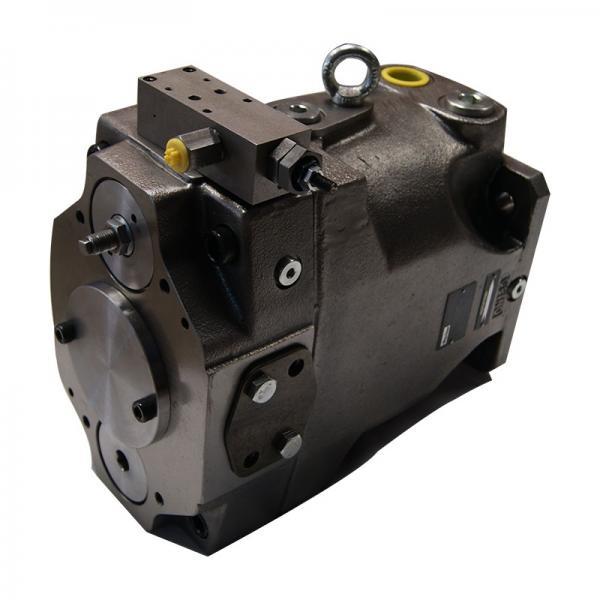 Vickers PV032R1K1T1NGLZ+PVAC1ECMNSJW35 Piston Pump PV Series #2 image