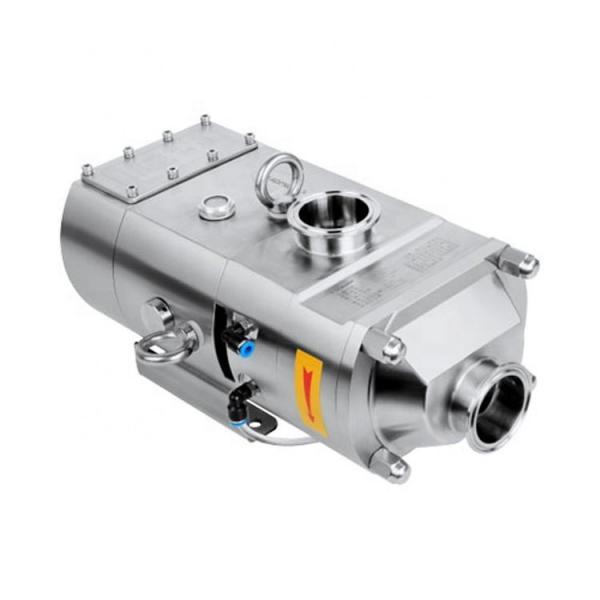Vickers PV032R1K1KJNMR1+PV032R1L1T1NMR Piston Pump PV Series #1 image