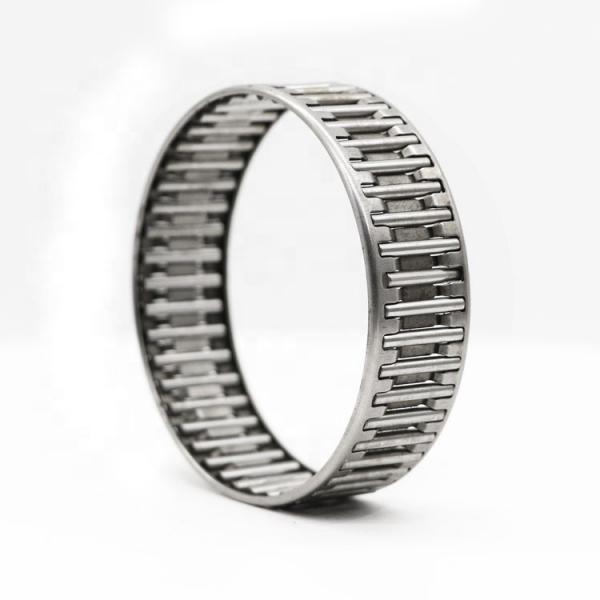 3.543 Inch | 90 Millimeter x 7.48 Inch | 190 Millimeter x 1.693 Inch | 43 Millimeter  CONSOLIDATED BEARING NU-318 C/4  Cylindrical Roller Bearings #2 image