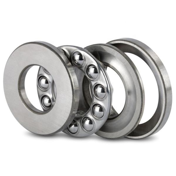 3.543 Inch | 90 Millimeter x 7.48 Inch | 190 Millimeter x 1.693 Inch | 43 Millimeter  CONSOLIDATED BEARING NU-318 C/4  Cylindrical Roller Bearings #3 image