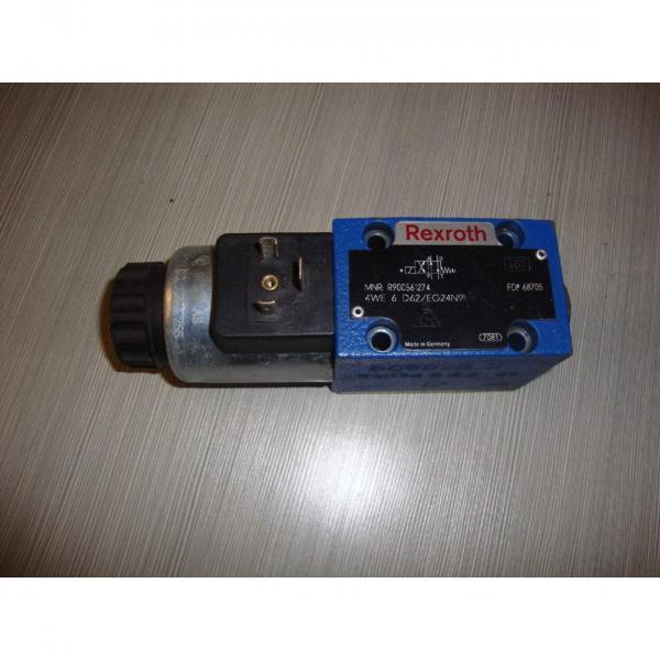 REXROTH 4WE 6 G6X/EG24N9K4/V R900552009 Directional spool valves #1 image