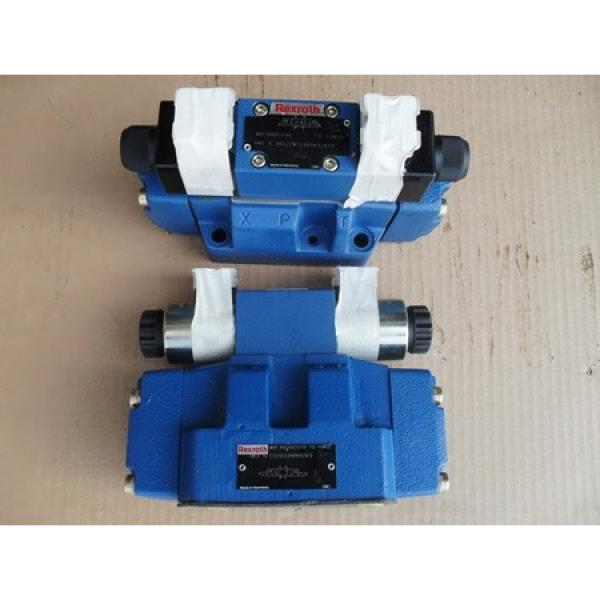 REXROTH 4 WMM 6 E5X/F R900408269 Directional spool valves #1 image