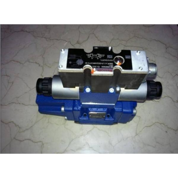 REXROTH 4 WMM 6 E5X/F R900408269 Directional spool valves #2 image