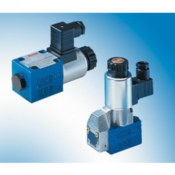 REXROTH DBW 20 B2-5X/50-6EG24N9K4 R900925383 Pressure relief valve #2 image