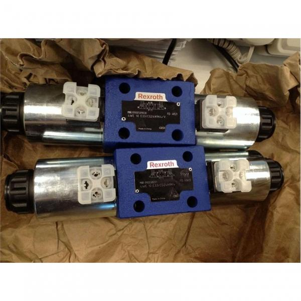 REXROTH 3WE 6 A6X/EW230N9K4/V R900717801 Directional spool valves #2 image