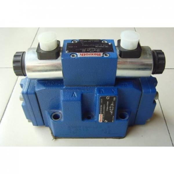 REXROTH 4WE 10 G3X/CG24N9K4 R900594277 Directional spool valves #1 image